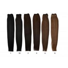 Естествена коса 5 stars Remy - Удължаване на коса на изплащане