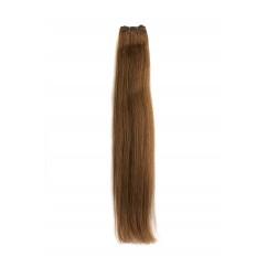 Екстеншъни от естествена коса 5 stars REMY - екстеншън цвят 8