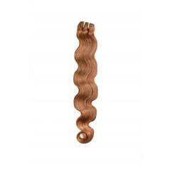 100 % Естествена коса за удължаване - REMY - 4 stars чуплива