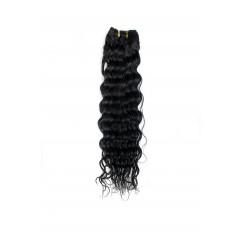 100 % Естествена коса за удължаване - REMY - 4 stars къдрава коса - естествени къдрици